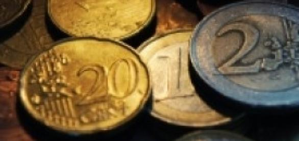 immagine in cui si vedono monete