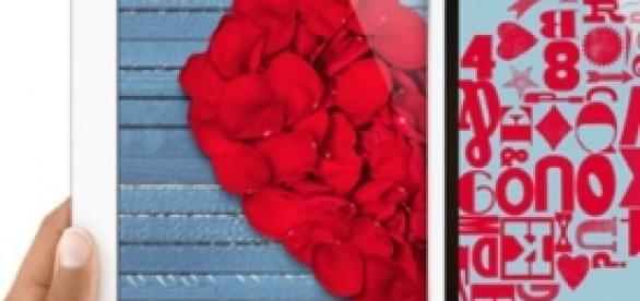 iPad a San Valentino