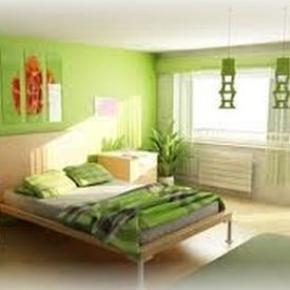 Pareti Colorate Verde Mela ~ Home Design e Ispirazione Mobili