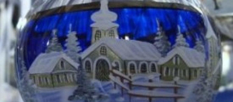 Addobbi fai da te natale 2013 festoni decorati classici e - Decorazioni natalizie moderne ...