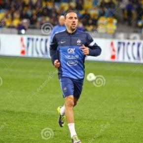 Franck Ribery è nato nel 1983