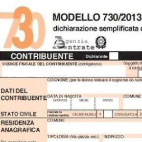 Modello 730 2013 documenti necessari per la compilazione for Documenti per 730