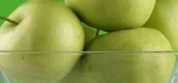 Le mele contengono molte sostanze benefiche
