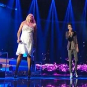 Antonella Clerici, 'Ti lascio una canzone'