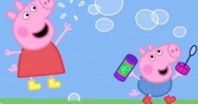 I segreti del successo cartone animato peppa pig