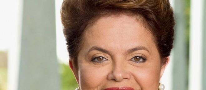 Dilma Rousseff, presidenta de Brasil desde el 2010.