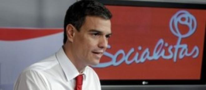 Pedro Sánchez se niega a pactar con Rajoy