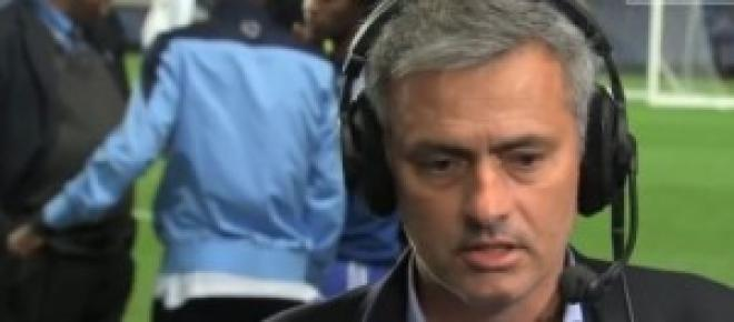 José Mourinho, coach du Chelsea