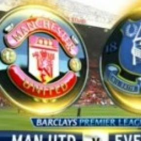 Red Devils edge out Everton to continue recovery