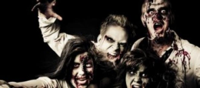 Primera marcha zombie por Badajoz