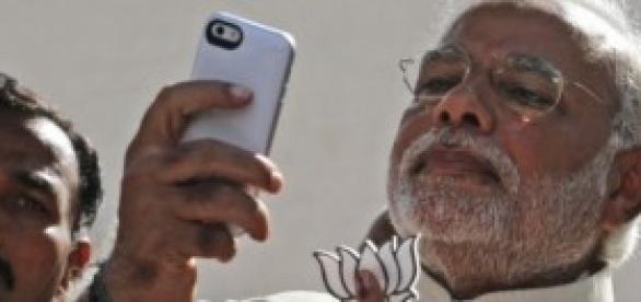 Mr. Narendra Modi debuts on Instagram