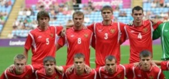 La Selección de Bielorrusia decepciona ante España