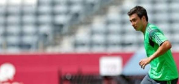 """Dos goles del """"Cubo"""" le dieron el triunfo a México"""