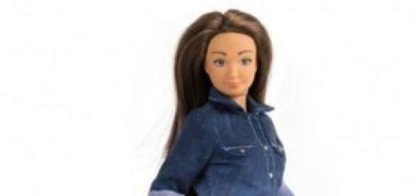 The new Lammily doll, aimed to help?