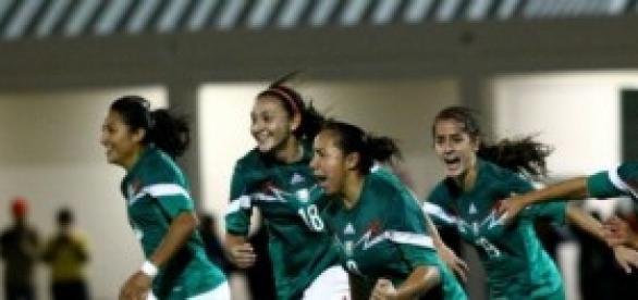 El Tri femenil accede a las semifinales de los JCC