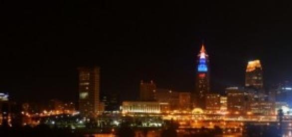 Cleveland, donde se ha producido el asesinato.