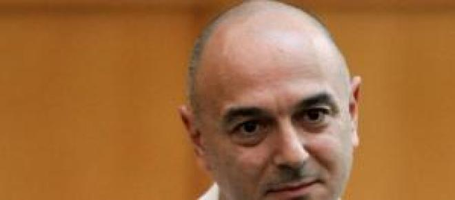 Daniel Levy the chairman and businessman