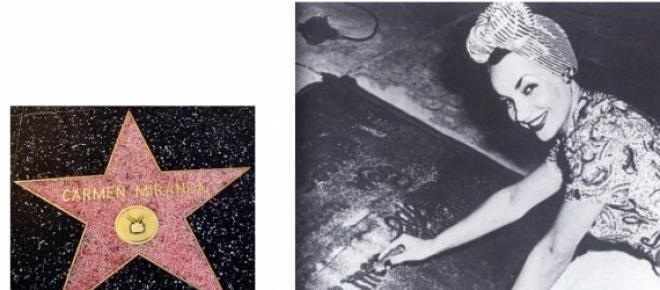 As fotos foram retiradas da internet, apenas para ilustrar a forma como a Carmen Miranda influenciou na moda.