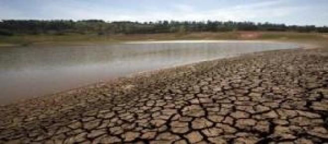 Foto: Reservatorio de água Fonte: Andre Penner/AP