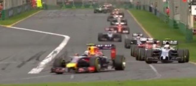 Fórmula 1 nas manhãs de domingo?