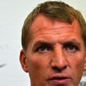 Football coach Brendan Rodgers