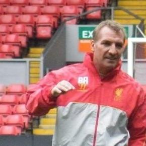 Liverpool coach Brendan Rogers