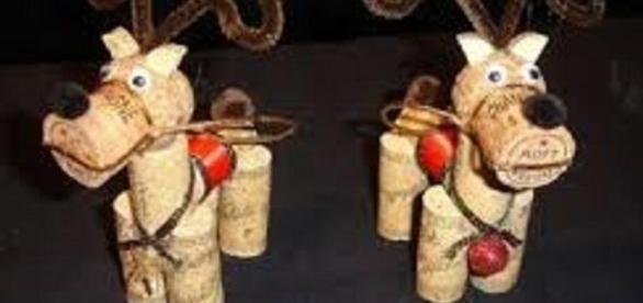Decorazioni natalizie fai da te per bambini addobbi luminosi e magie del riciclo creativo - Decorazioni natalizie per bambini fai da te ...