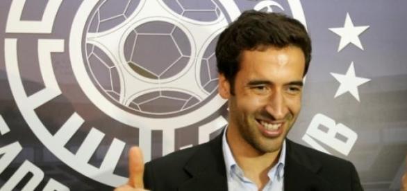 Raúl, nuevo jugador del Cosmos