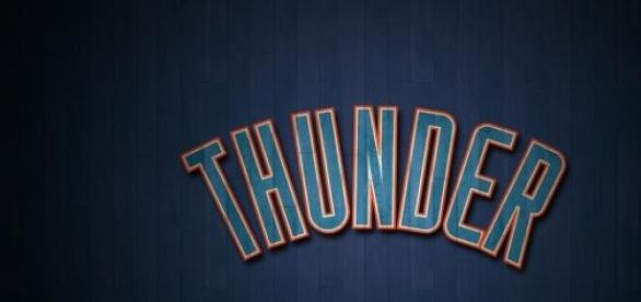 Imagen de los Oklahoma city thunder.