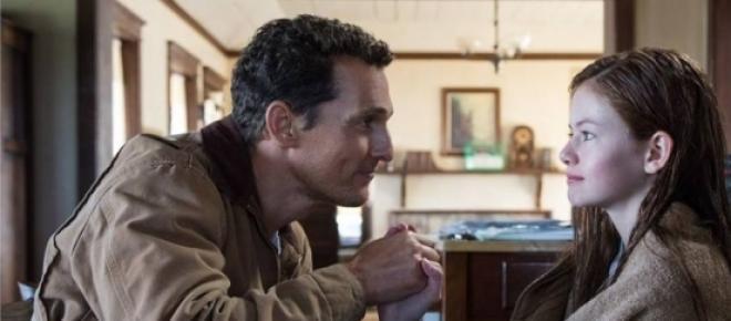 Matthew McConaughey: a brave (and hot) Prometheus