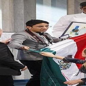 Adán Cortés Salas interrumpió el Nobel de la Paz
