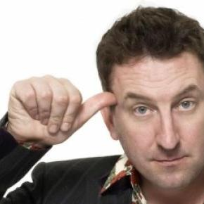 "Lee Mack on his latest ""Hit the Road Mack Tour."""