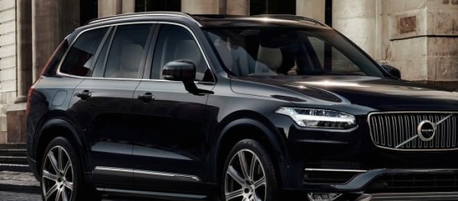 Volvo xc90 em 2015: luxo e tecnologia