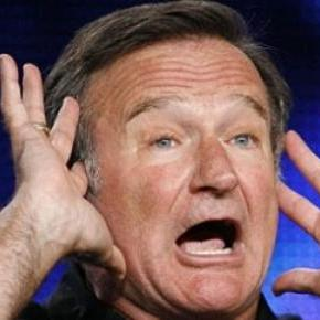Robin Williams marcou 2014.