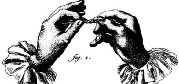 Gravure mains (Encyclopédie d'Alembert et Diderot)