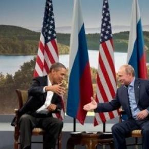 Obama y Putin en una imagen de archivo.