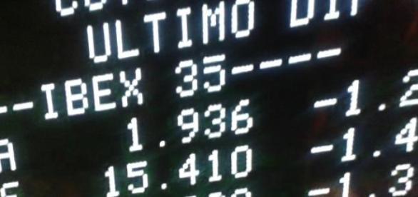 Ibex 35 al final de la sesión subsana las pérdidas