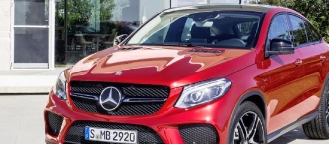Novo Mercedes-Benz  GLE SUV 2015