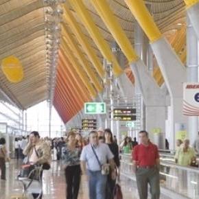 Aeropuerto de Barajas cuenta 30 huespedes