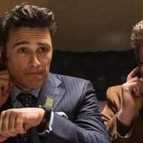 """James Franco et Seth Rodgen dans """"The Interview""""."""
