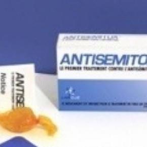 Kit Antisemitox  recommandé contre l'antisémitisme