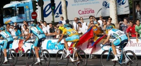 Etapy Vuelta a Espana 2015
