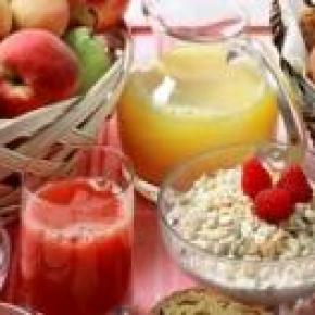El desayuno es el alimentos más importante del día
