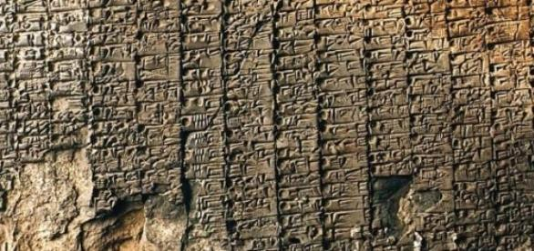 Año 6000 A.C. Registros sumerios