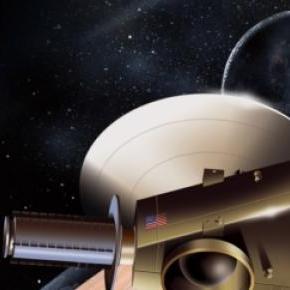 La nave 'New Horizons' camino a Plutón