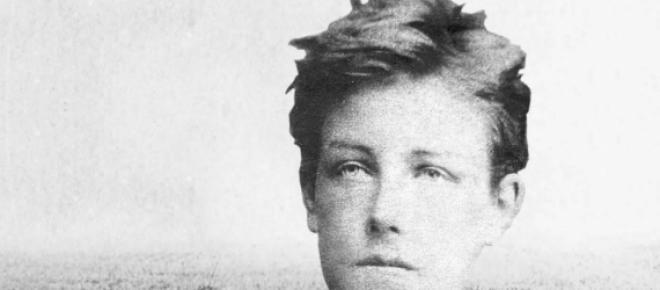 El poeta Arthur Rimbaud y su presente imponente