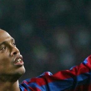 Ronaldinho es un etapa española
