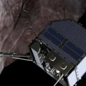 El módulo 'Philae' en la misión 'Rosetta'