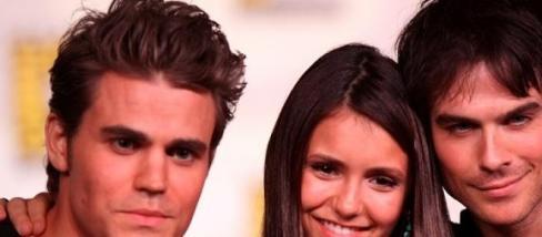 Vampire diaries cast members dating