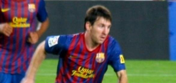Lionel Messi is the number one